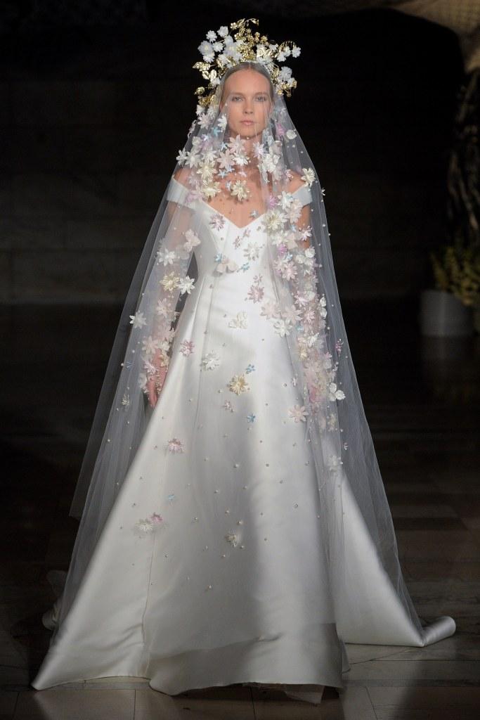Velos de novia originales para las novias modernas