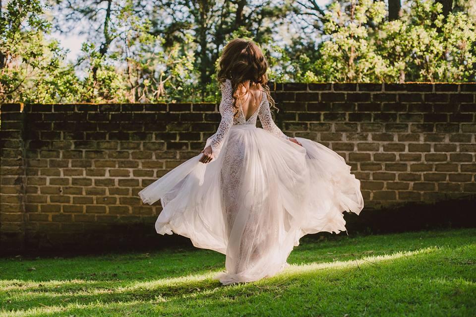 ventajas de ir sola a comprar el vestido de novia – melissa lara