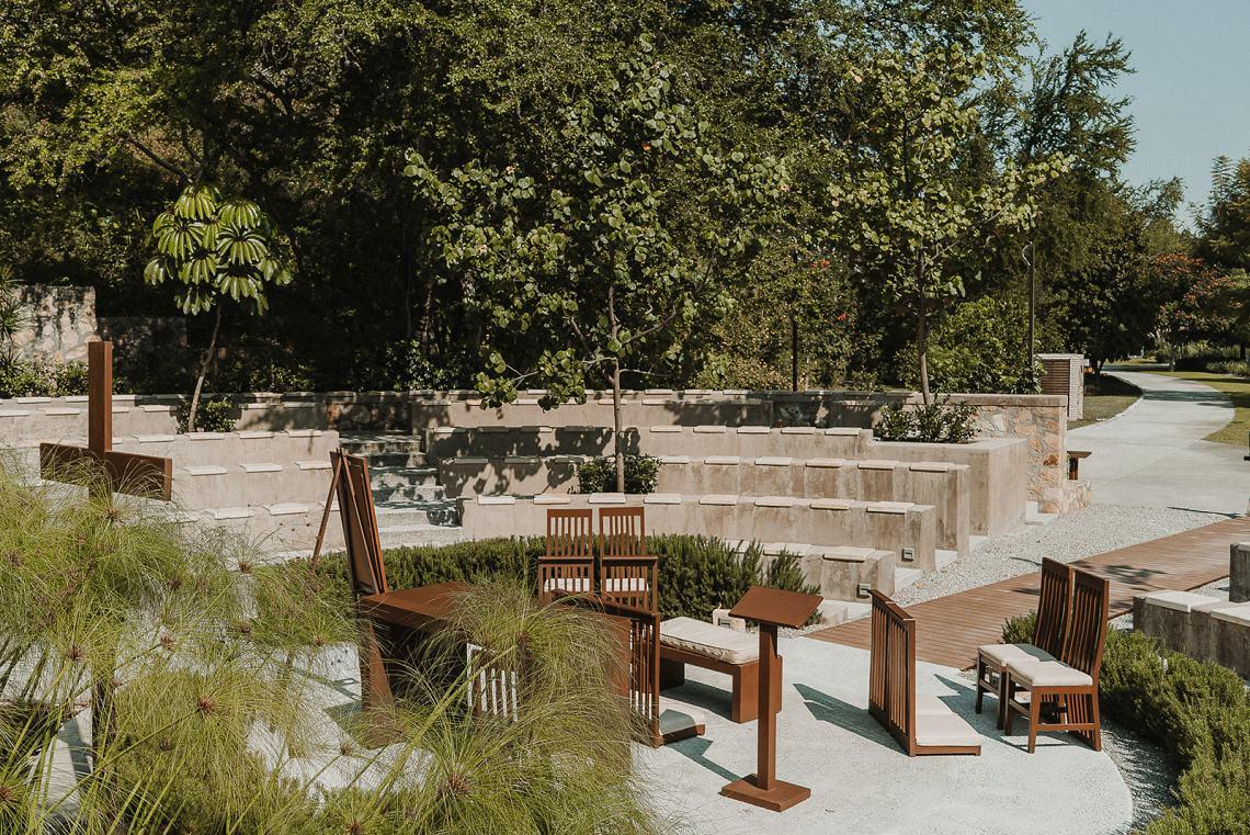 Boda en Jardín Agua Viva