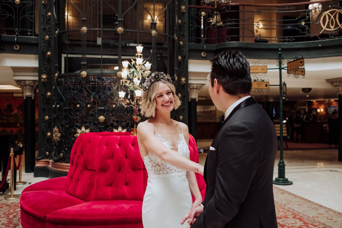 boda en Museo Casa de la Bola Ciudad de México