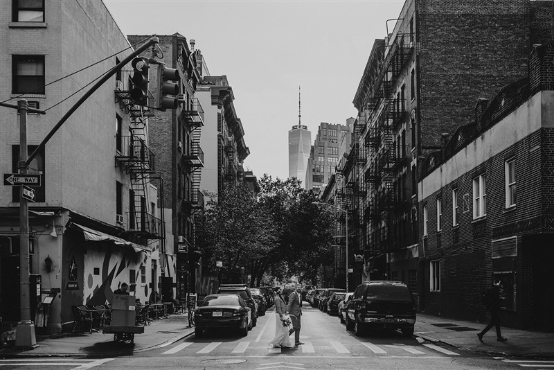 Elopement en Nueva York