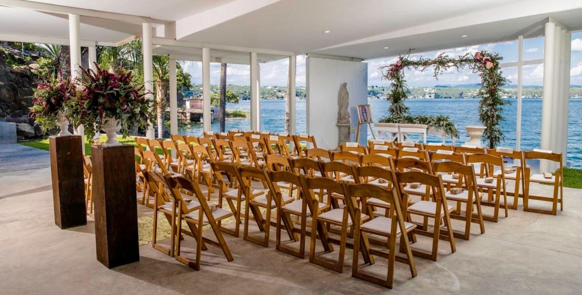 Tres Cielos jardín para bodas en Tequesquitengo