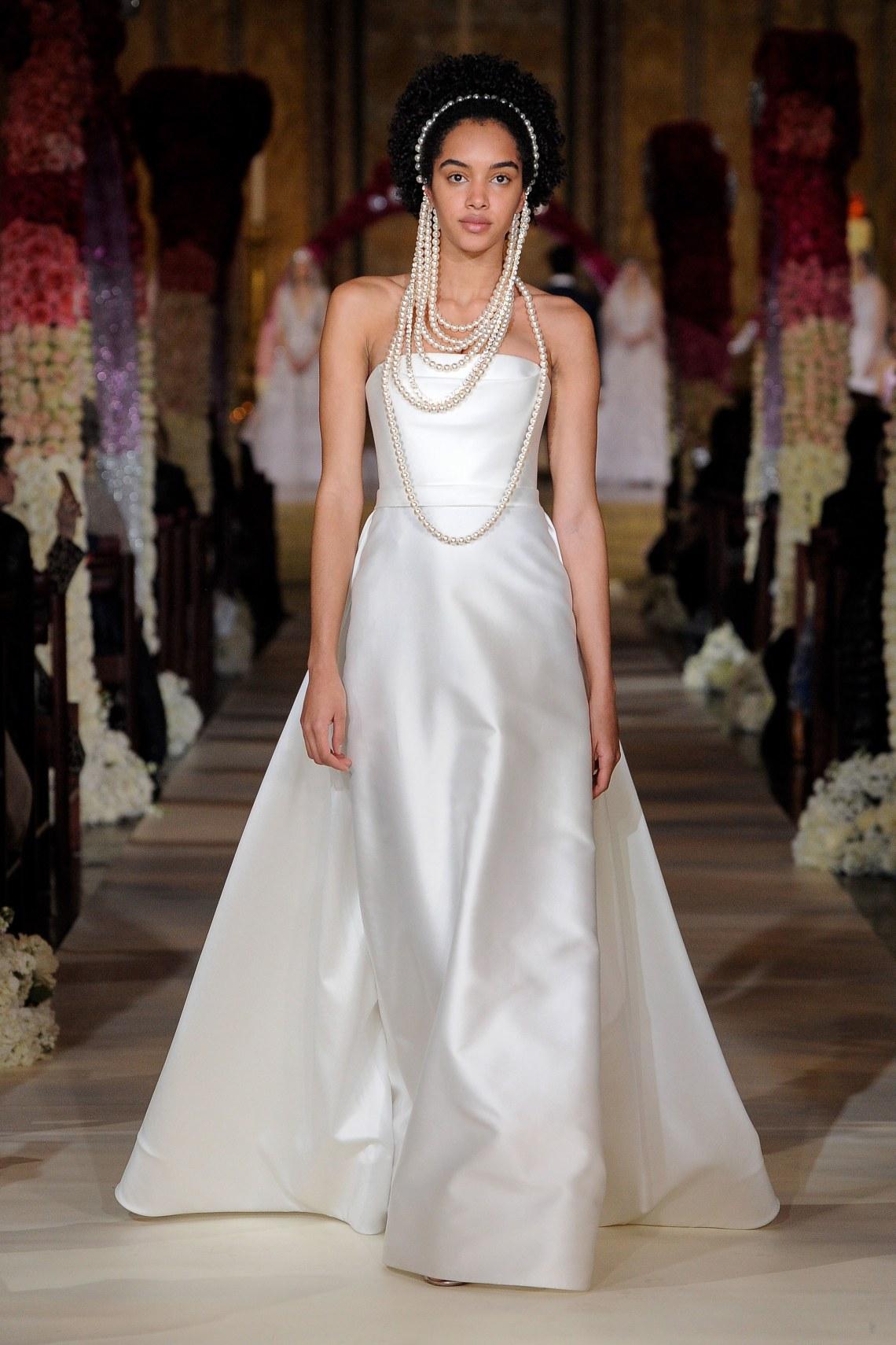 Vestidos de novia Reem Acra 2020
