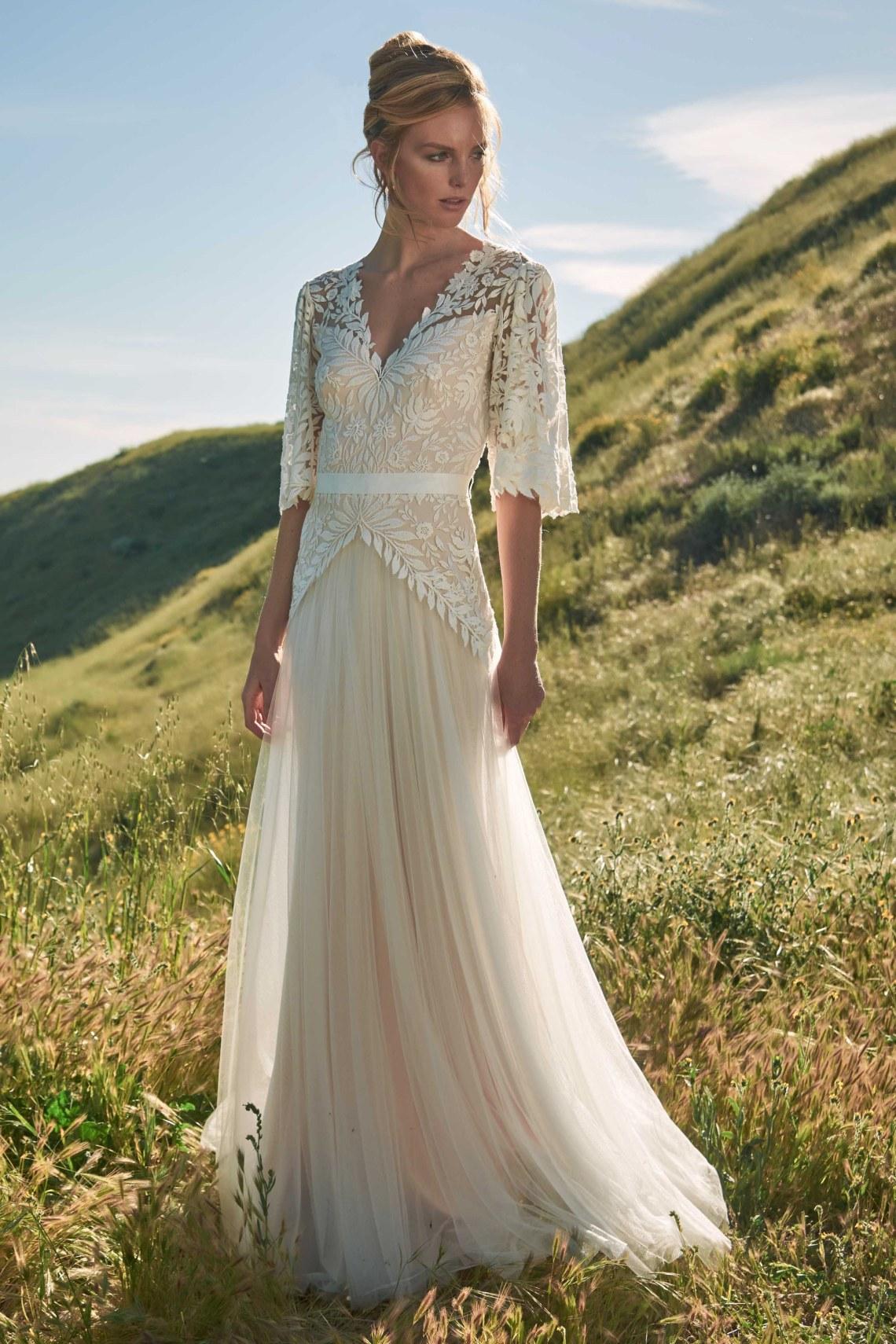 Vestidos de novia Tadashi Shoji 2020