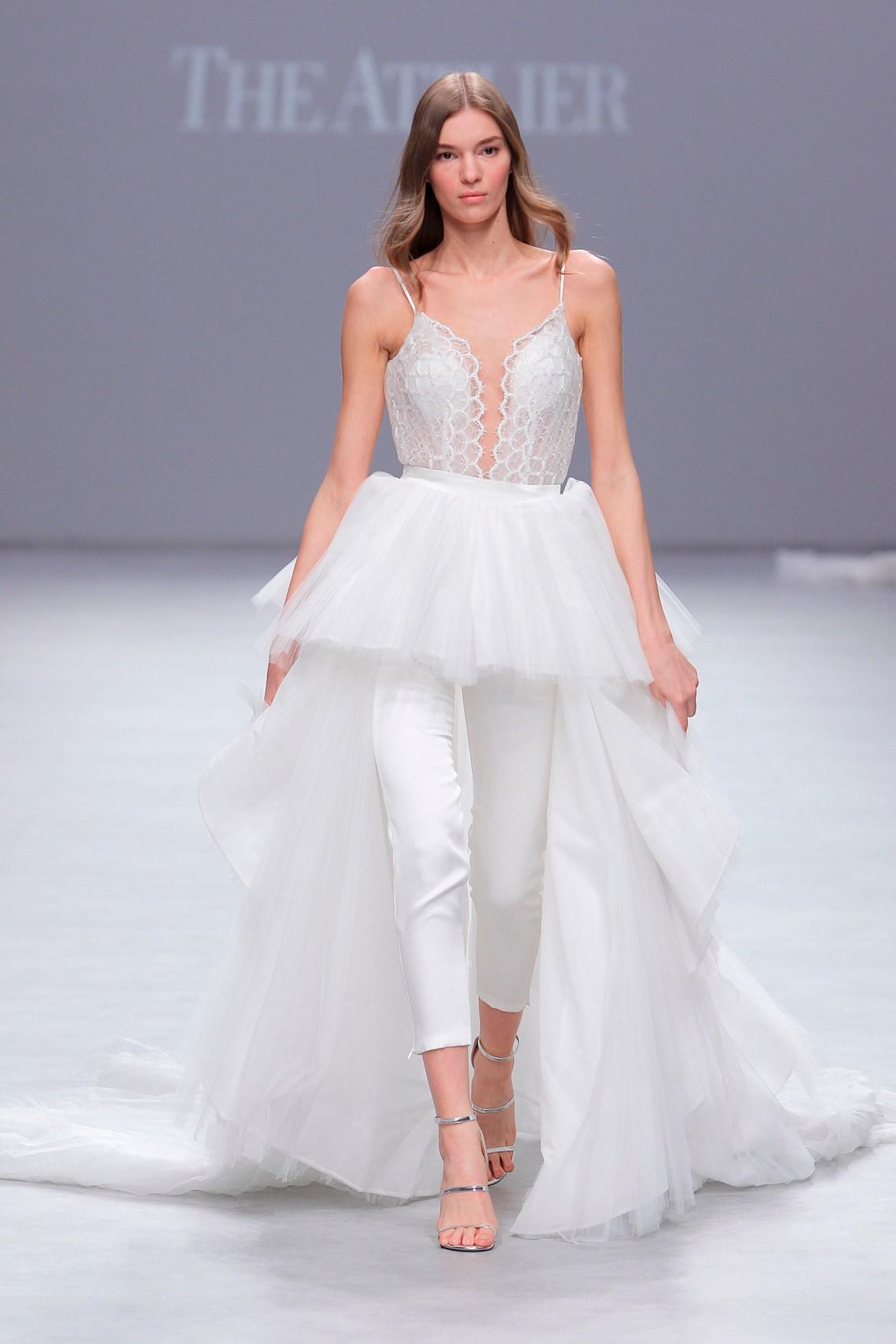 Vestidos de novia The Atelier 2020