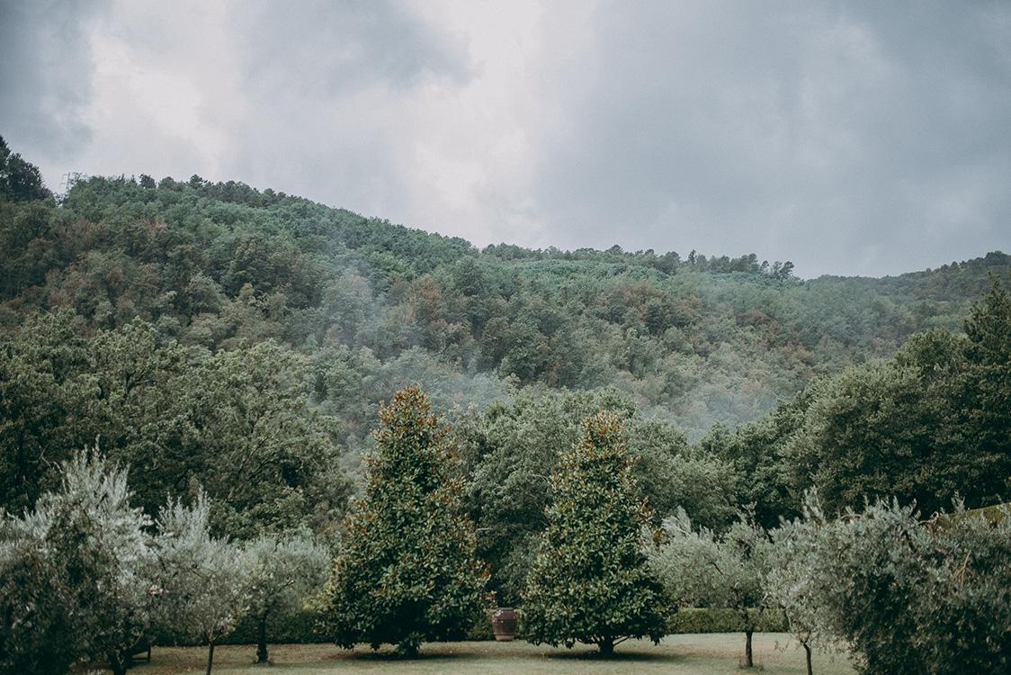 Boda en la Toscana