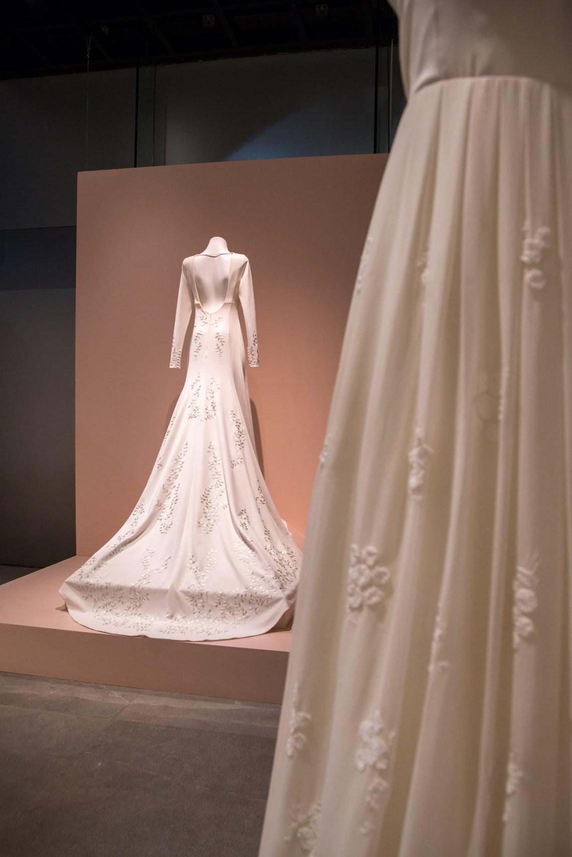 Claudia Toffano vestidos de novia