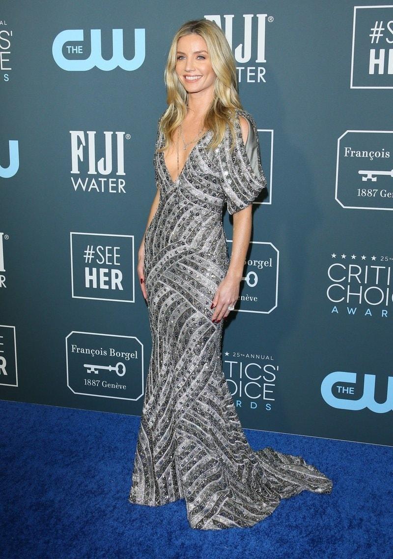 La alfombra roja de los Critics' Choice Awards