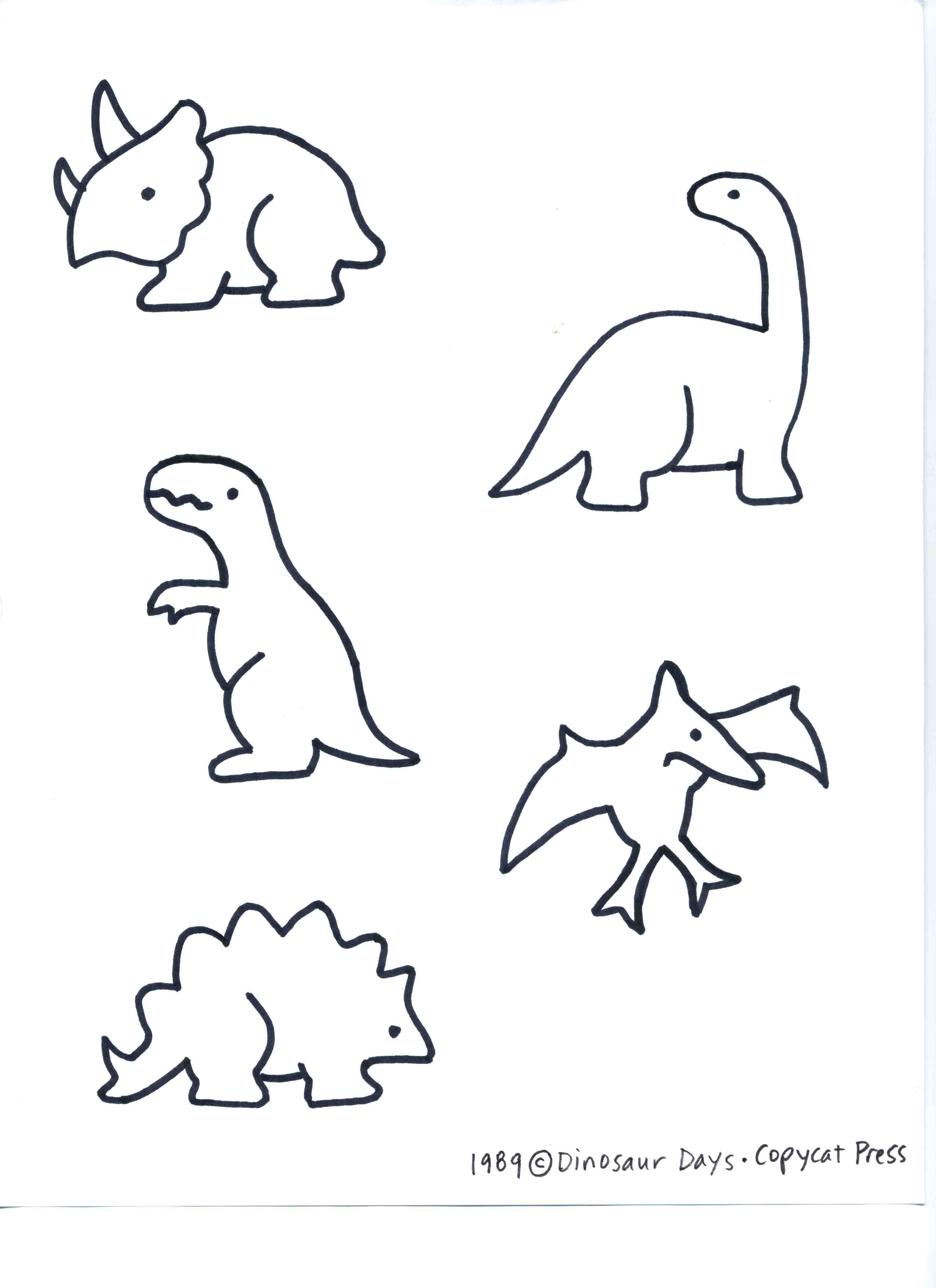 Baby Storytime Dinosaurs