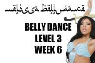 BELLY DANCE LEVEL3 WK6 APR-JULY 2020