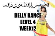 BELLY DANCE LEVEL 4 WK12 APR-JULY2017