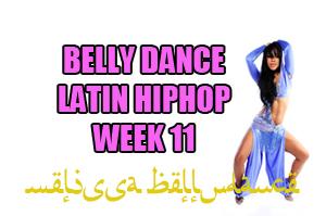 BELLY DANCE HIPHOP WK11 APR-JULY 2020