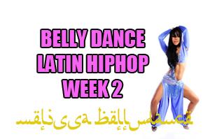 BELLY DANCE HIPHOP WK2 APR-JULY 2020