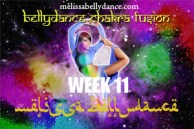 BELLY DANCE CHAKRA FUSION WK11 SEPT-DEC2016