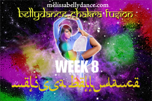 BELLY DANCE CHAKRA FUSION WK8 SEPT-DEC 2019