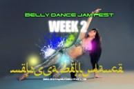BELLY DANCE JAM FEST WK2 JAN-APR2017