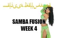 SAMBA FUSION WK4 SEPT-DEC 2018