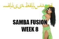 SAMBA FUSION WK8 SEPT-DEC 2018