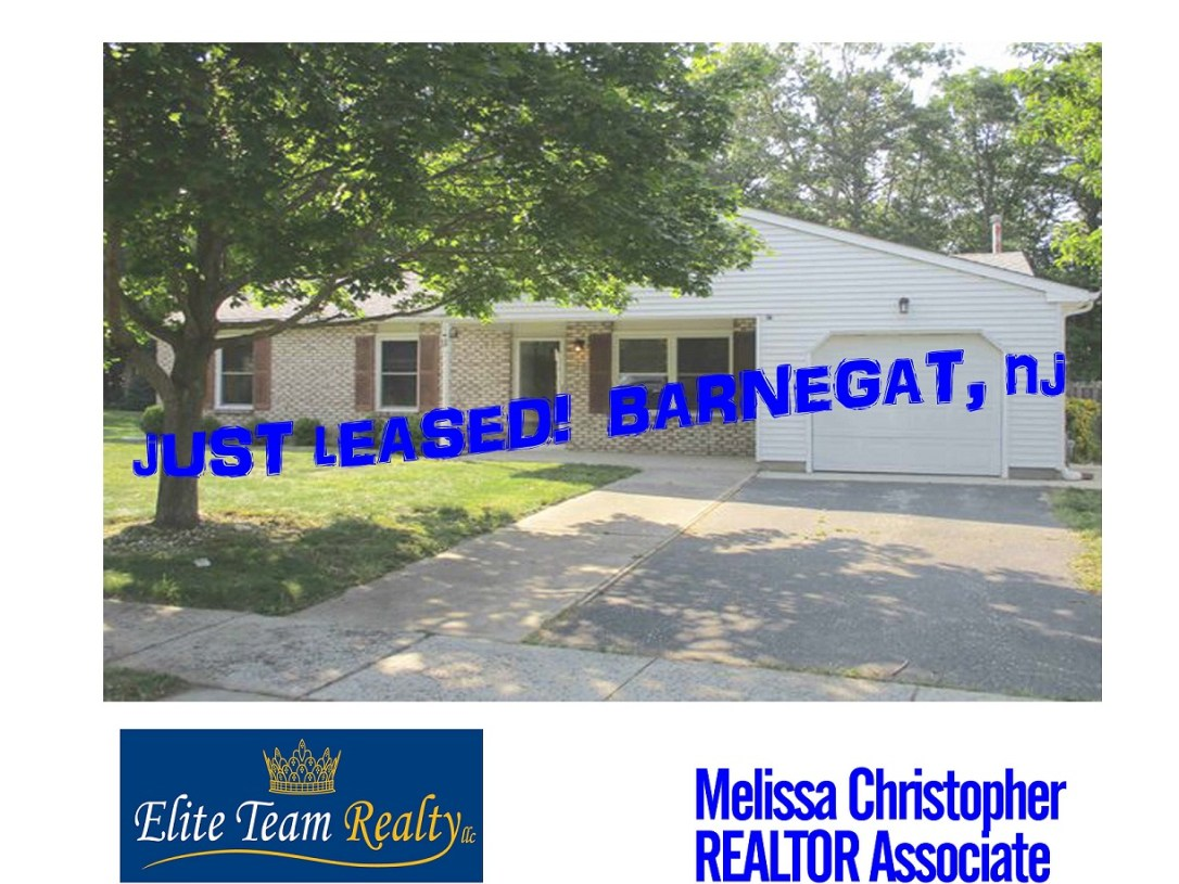 just leased barnegat