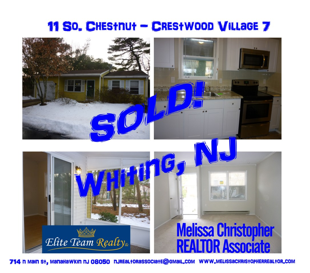 sold chestnut