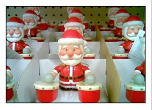 Santa Comic