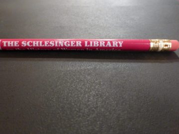 The Arthur and Elizabeth Schlesinger Library on the History of Women in America