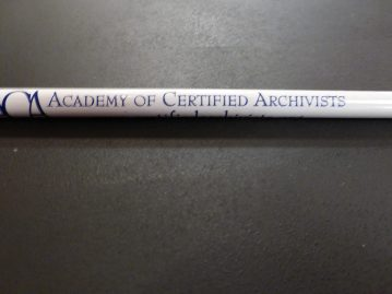 Academy of Certified Archivists