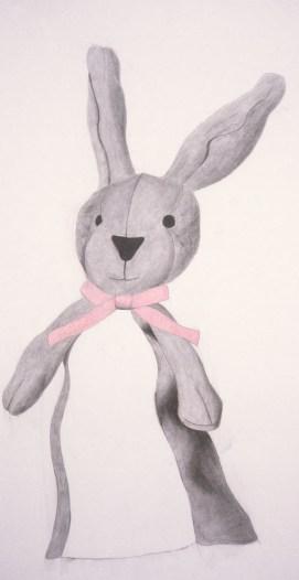 bunny fingerpuppet (2000) 6820841803[H]