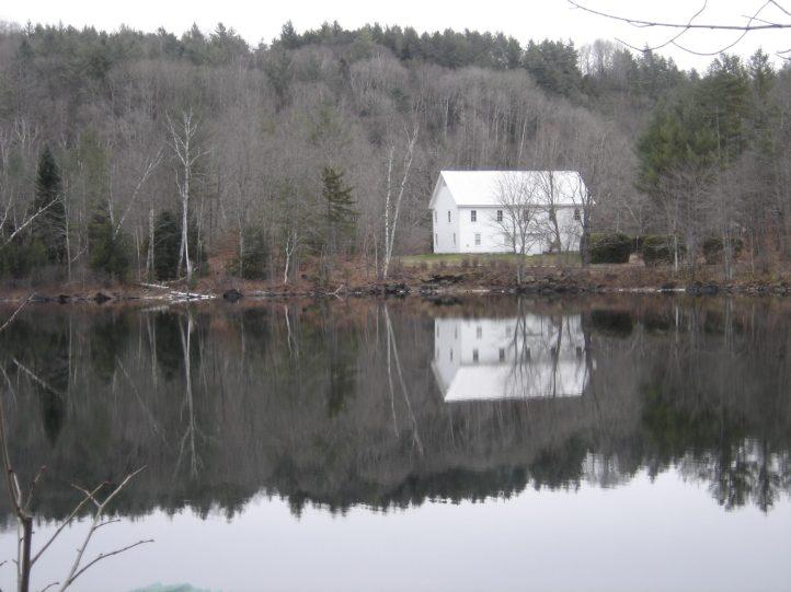 Mirror Lake (Lake #10), Vermont_Thanksgiving 2010 5216373237[H]