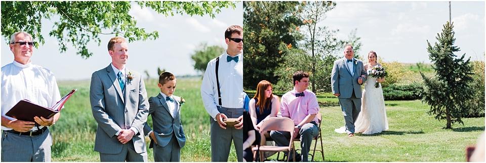 Ethan Amp Alex Cedar Falls Wedding At Whitmore Farm Iowa