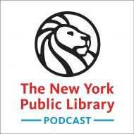 NYPL Podcast logo