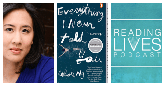 Reading Lives - Celeste Ng