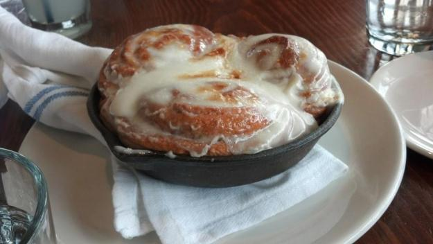 Cinnamon Roll - The Porch