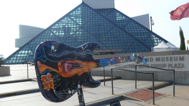 Cleveland Weekend - Rock and Roll Hall of Fame (21)