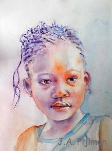 Joannas portrait