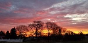 Sunrise 043020