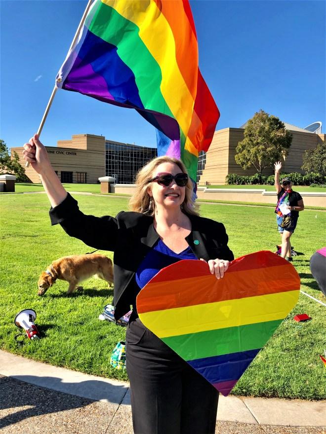 MJF Pride Flag City Hall June2019.01