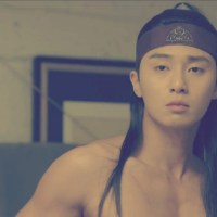 That Time Park Seo Joon Took Off His Shirt