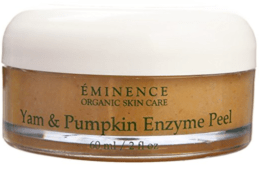 Eminence Yam and Pumpkin Peel Mask