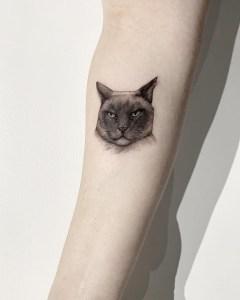 Melissa Loses It, Sixth Surgiversary, Tattoo