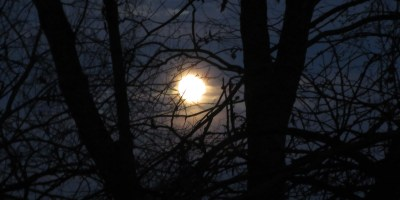 Christian Poem Moon Song