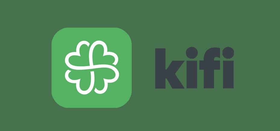 Kifi logo - collect, organize and share