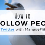 How to Unfollow People on Twitter with ManageFlitter