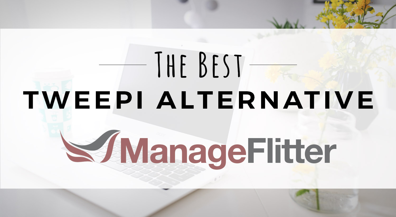 ManageFlitter: The Best Tweepi Alternative