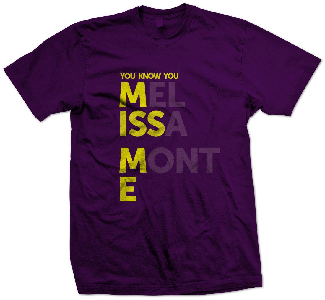 Melissa Monte – T-Shirt