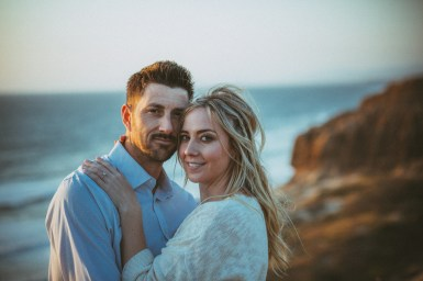 ENGAGEMENT photos: Torrey Pines Trails