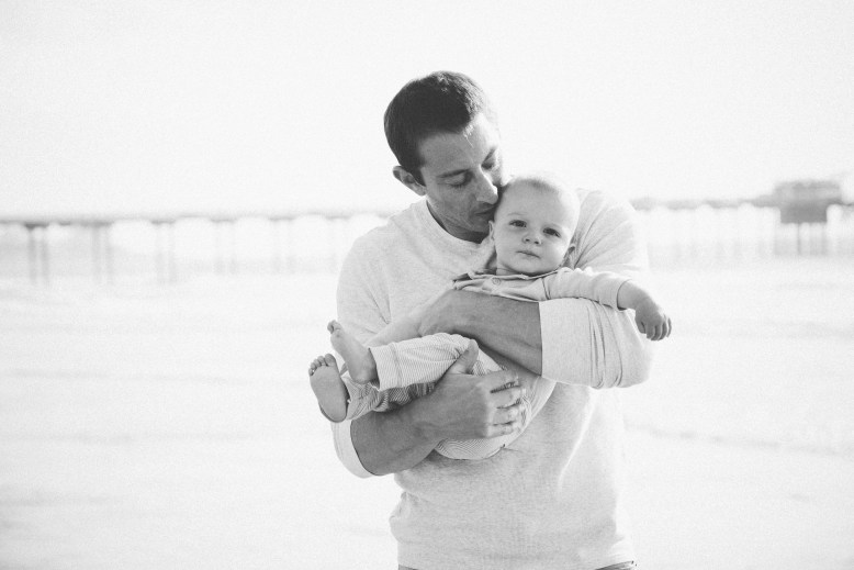 FAMILY photos: Scripps Beach, La Jolla, CA