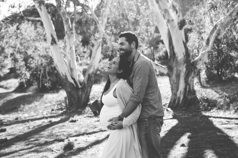 MATERNITY photos: Paramount Ranch, Los Angeles, CA