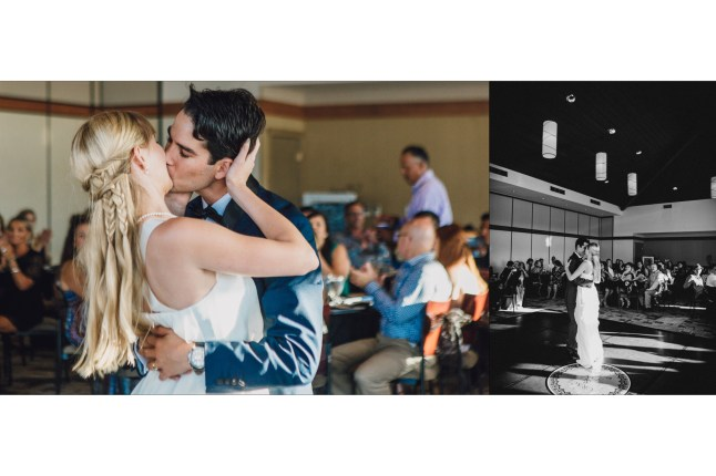 WEDDING photos: Coronado Community Center