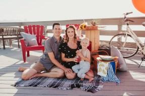MATERNITY+FAMILY photos: Scripps Beach Boardwalk